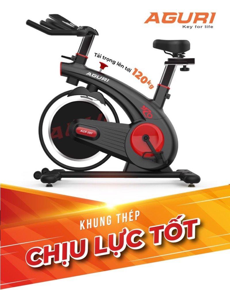 Xe đạp tập thể dục Aguri
