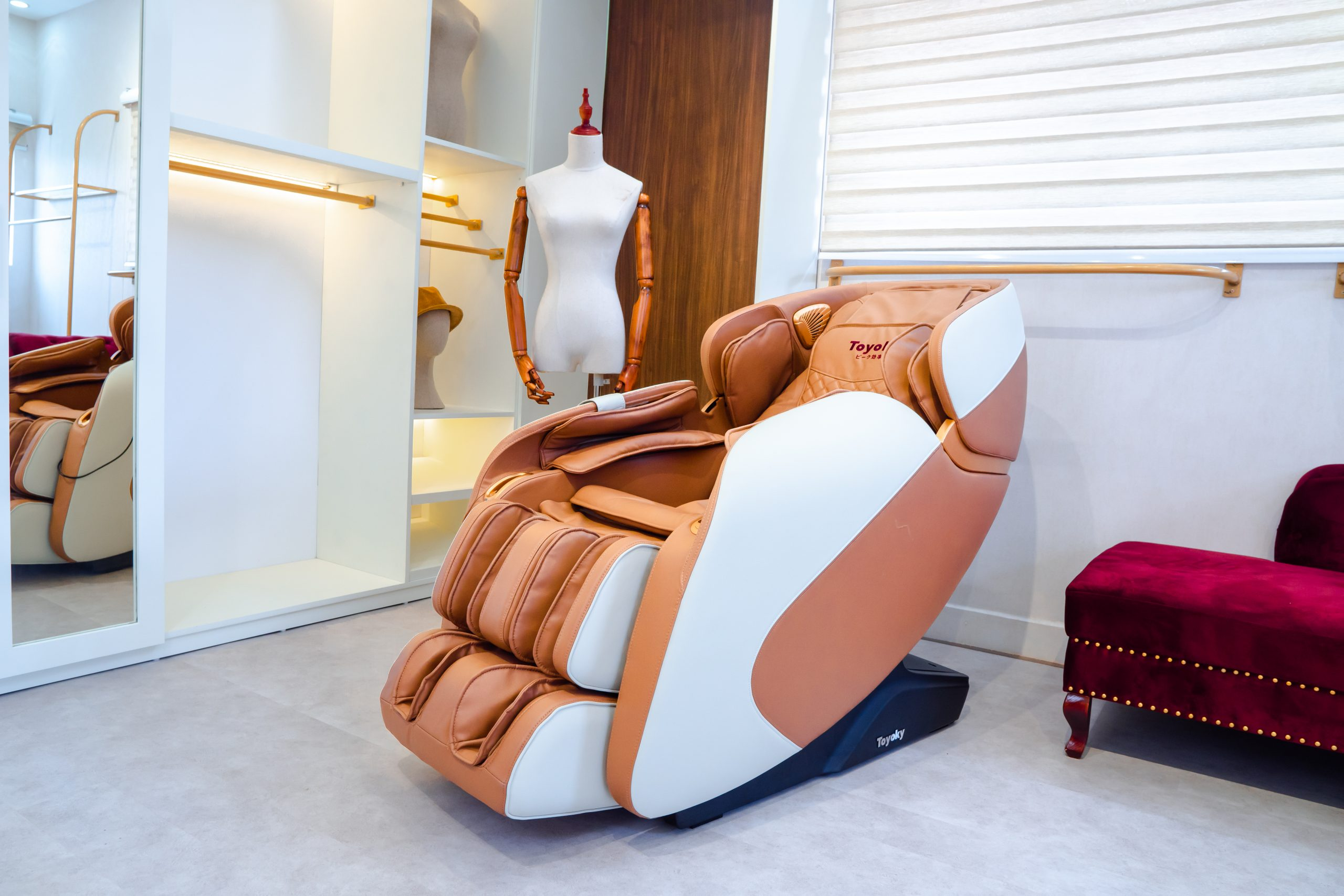 Ghế massage Toyoky