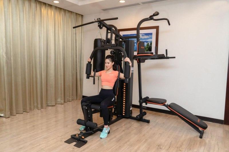 Giàn tập gym đa năng
