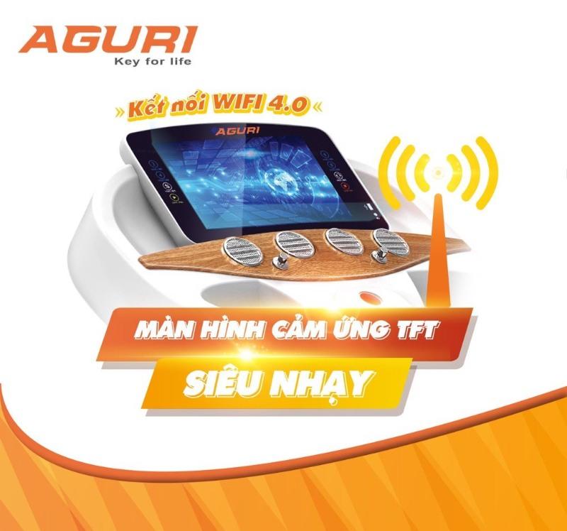 Máy chạy bộ hãng Aguri