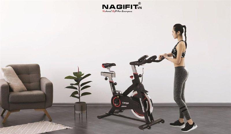 Xe đạp tập thể dục SHUA