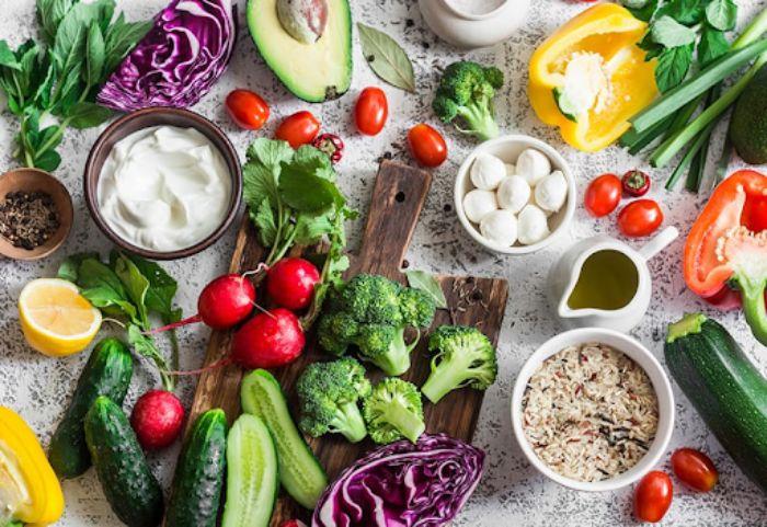 Thực phẩm ít calo không sợ béo
