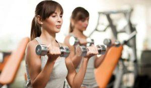 7 bài tập giảm mỡ bắp tay